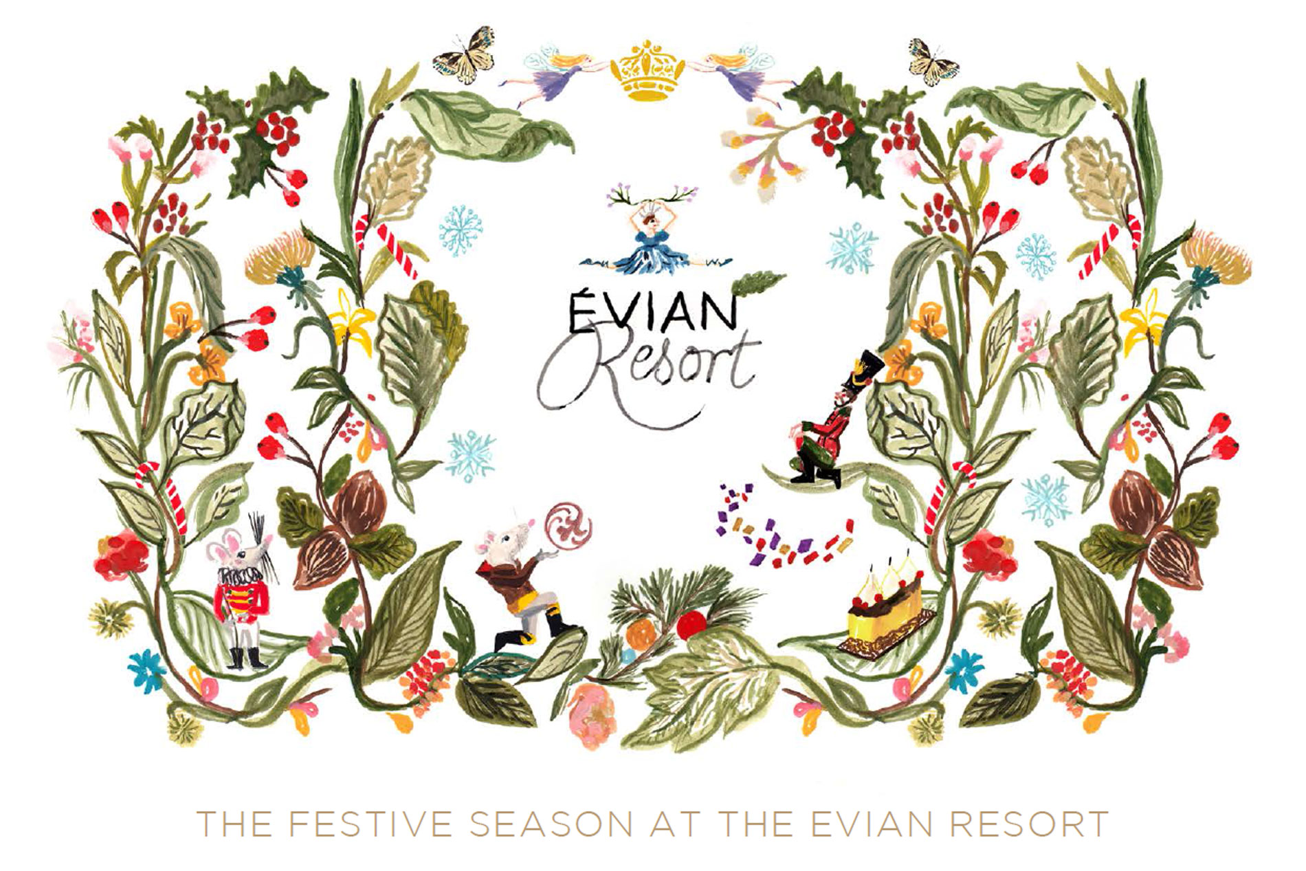 Evian Resort